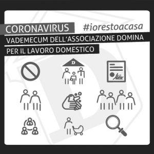 Coronavirus e lavoro domestico, ecco il vademecum
