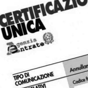 È l'ora della Certificazione Unica (ex CUD) per i lavoratori domestici